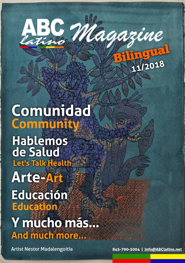 ABClatino Magazine Year 2 Issue 11
