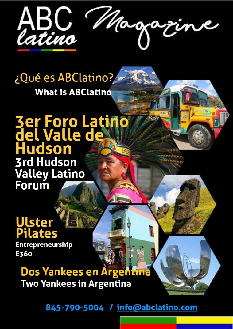 ABClatino Magazine Year 1, Issue 1
