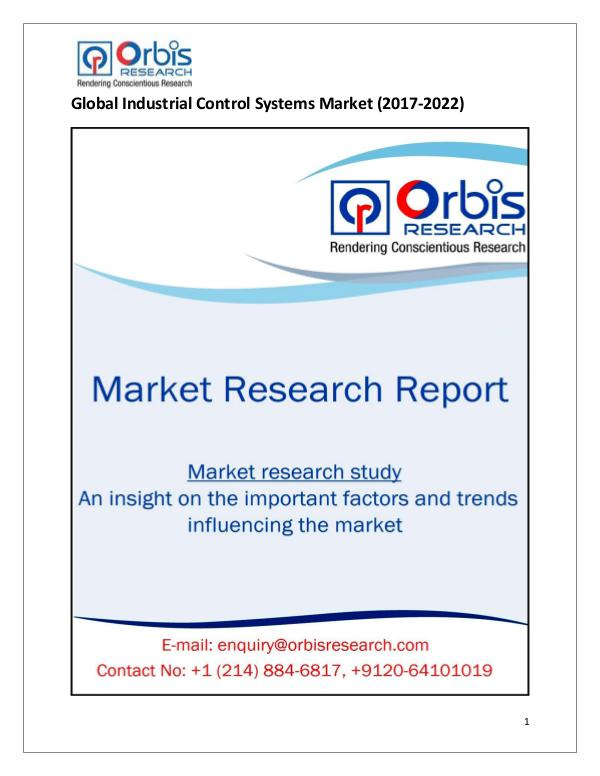 Global Industrial Control Systems Market