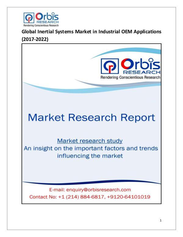 Global Inertial Systems in Industrial OEM Applicat