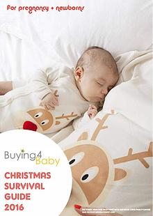 Buying4Baby Christmas Survival guide 2016