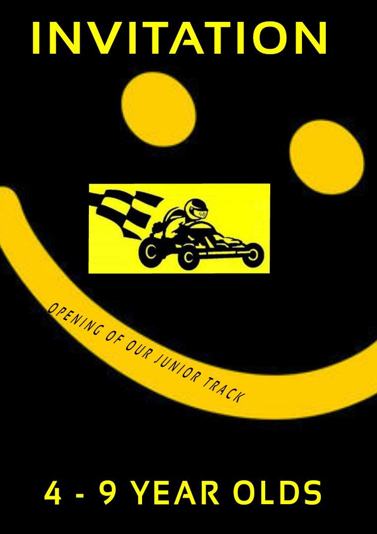 Junior Buggy Parks - Opening Special Junior Track