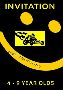 Junior Buggy Parks - Opening Special