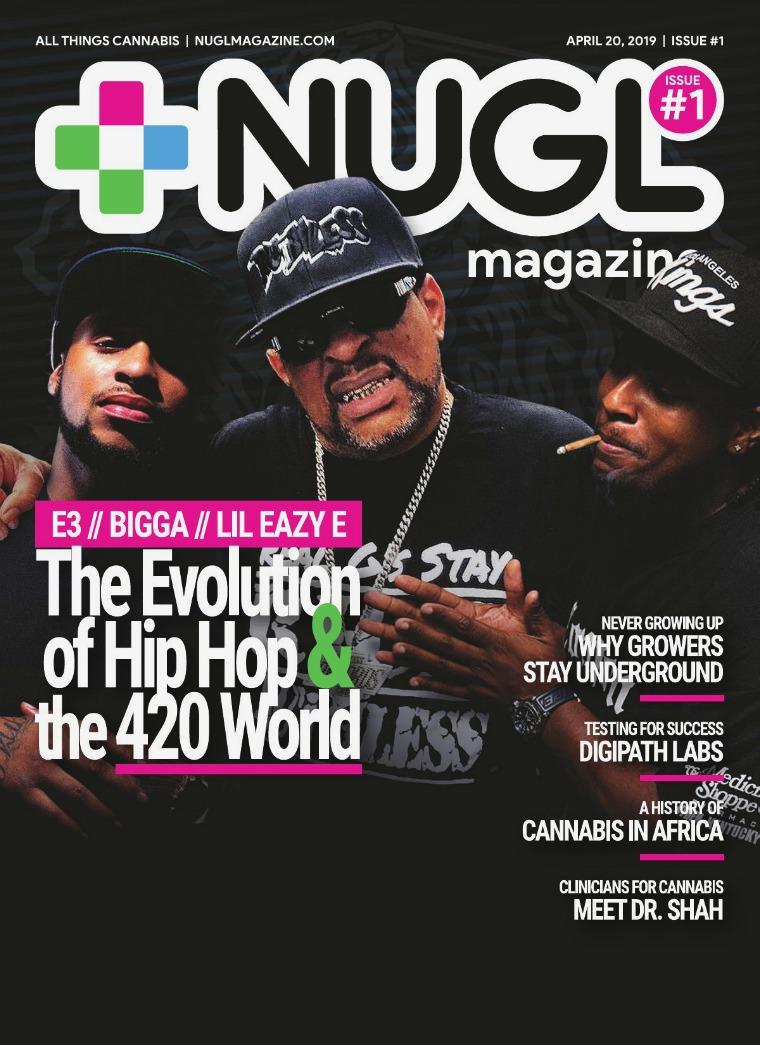 NUGL Magazine April 2019 Issue