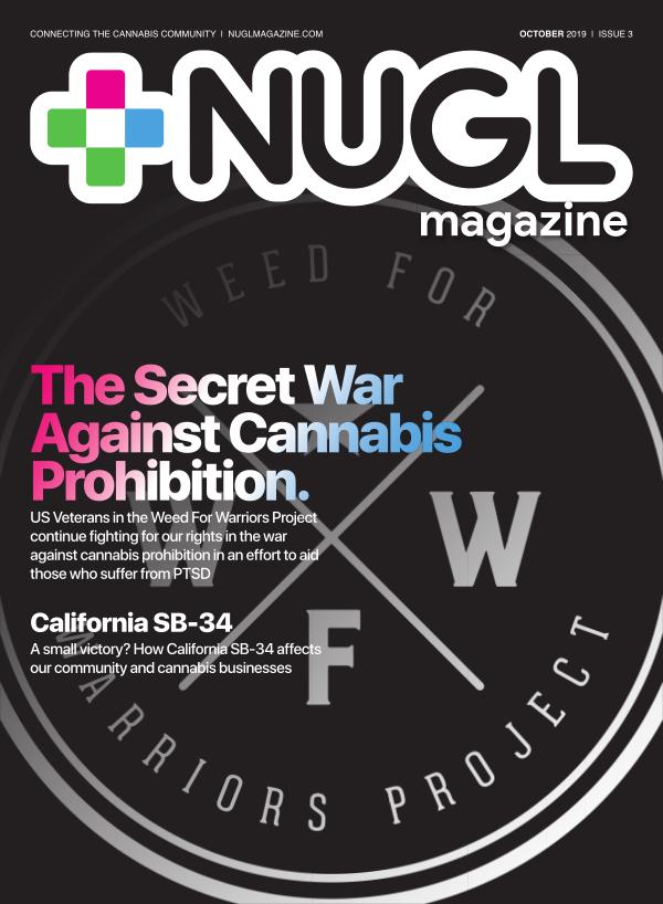 NUGL Magazine October 2019 Issue