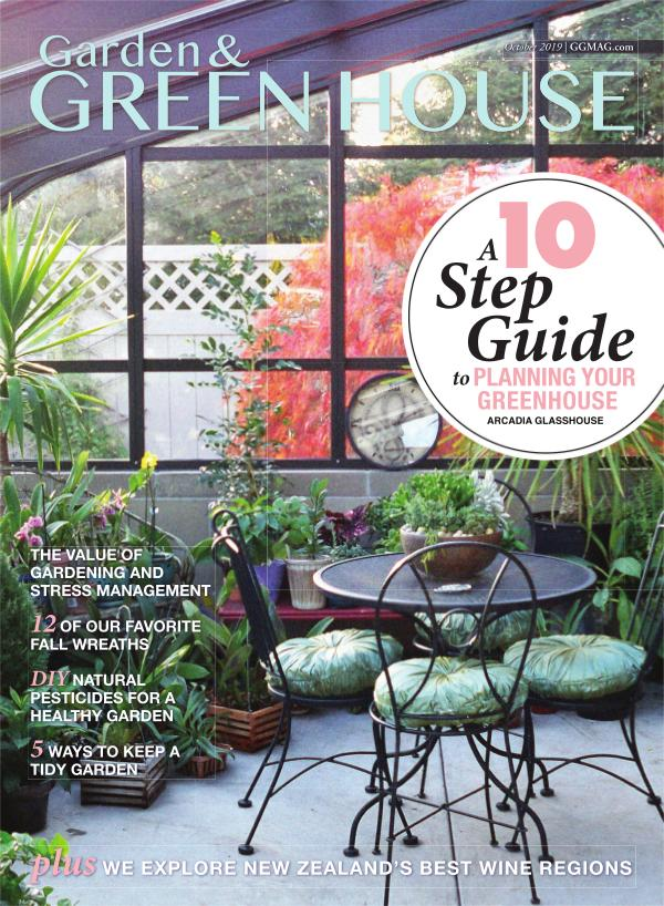 Garden & Greenhouse October 2019