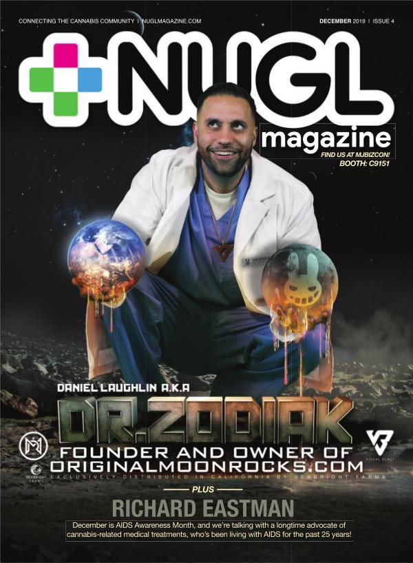 NUGL Magazine December 2019 Issue