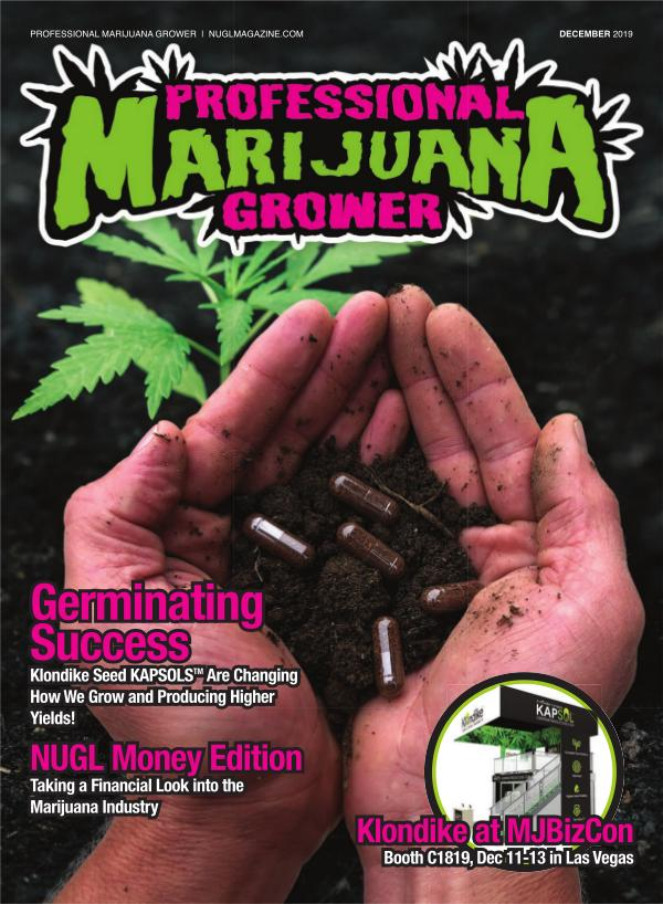 Professional Marijuana Grower December Issue