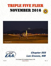EAA Triple Five Flier