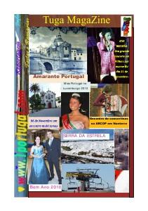 Tuga Magazine N.17 - Junho 2011 Tuga Magazine N.1 - Janeiro 2010