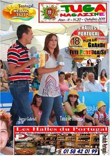 Tuga Magazine N.20 - Outubro 2011