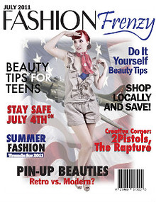 Fashion Frenzy Magazine