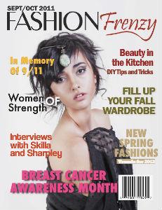 Fashion Frenzy Magazine Sep. 2011