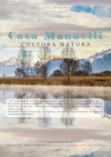 Casa Manuelli Magazine Inverno 2015