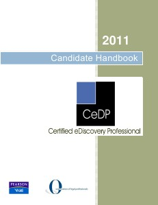 KNOW The Magazine for Paralegals CeDP Handbook