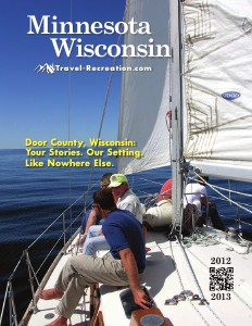 Travel & Recreation by Rite-Way Publishing, Inc. Minnesota & Wisconsin Travel Recreation 2012