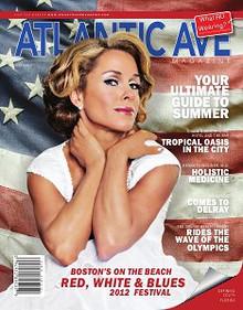 Atlantic Ave Magazine July 2012