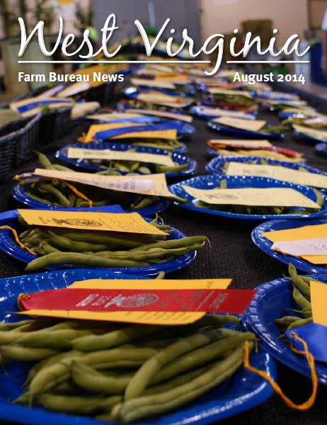 WV Farm Bureau Magazine August 2014