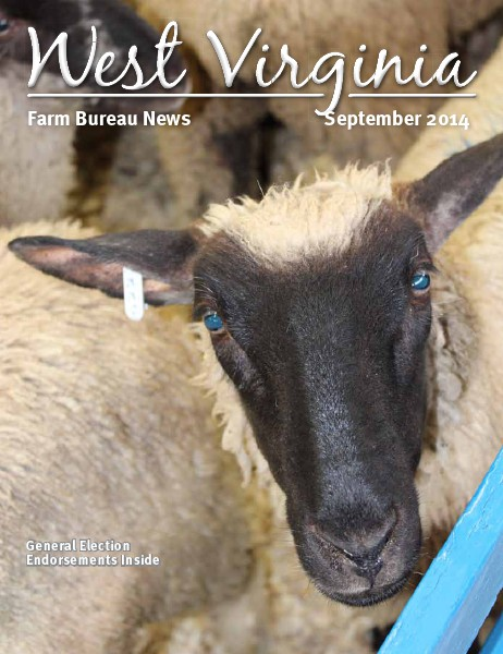 WV Farm Bureau Magazine September 2014