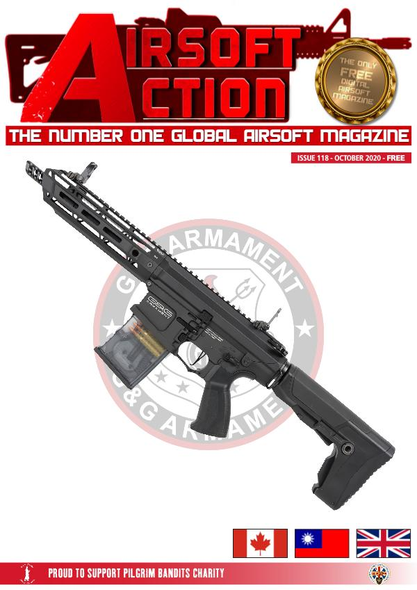 Airsoft Action October 2020