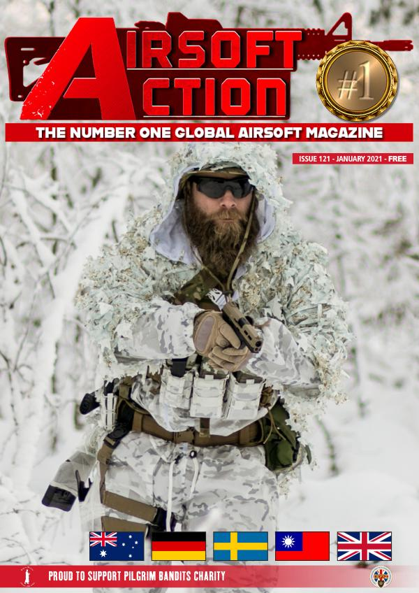 Airsoft Action January 2021