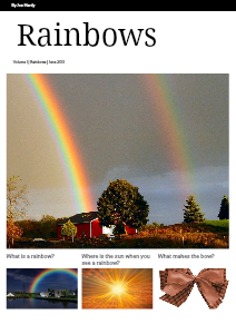 Rainbows Jun. 2013