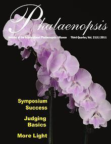 Phalaenopsis Journal