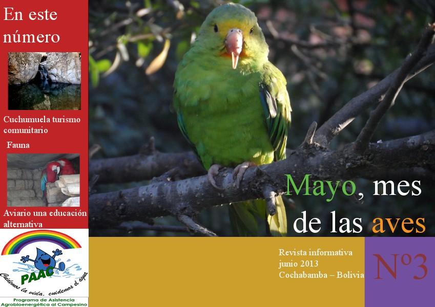 Revista Ambiental #3 mayo