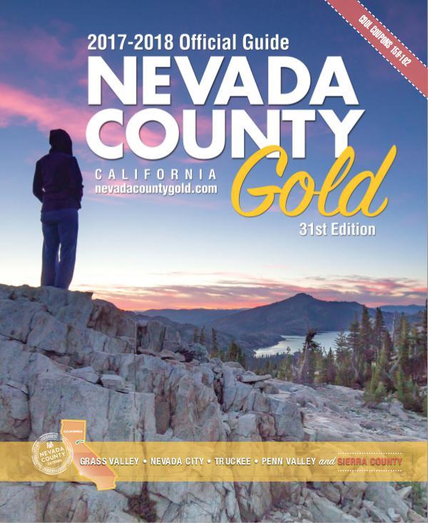 2017-2018 Nevada County Gold Magazine 2017-2018_Nevada County Gold Magazine