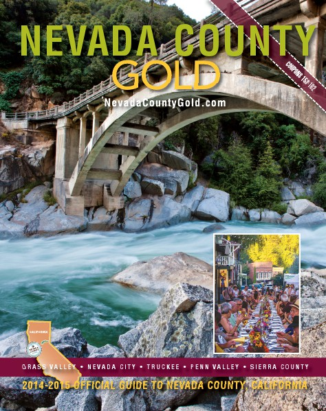 Nevada County Gold Magazine 2014-2015 2014-2015