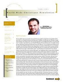 World Wide Christians Magazine