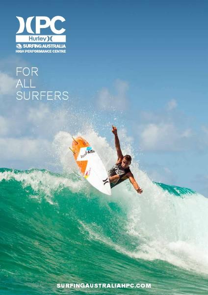 Surfing Australia News HPC - For All Surfers
