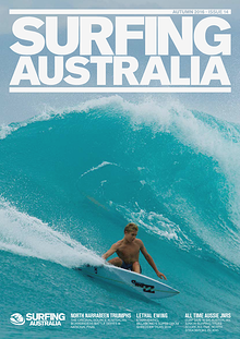 Surfing Australia News