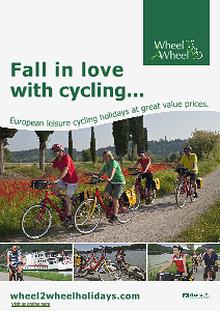 Wheel2Wheel Holidays 2013
