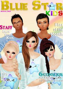 BlueStarKIDS AGOSTO 2013