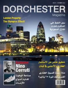 Dorchester Magazine December 2012