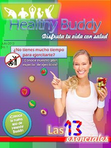 Healthy Buddy