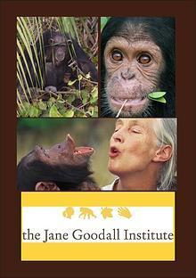 Jane Goodall Instituut Nederland