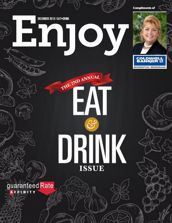 Enjoy Magazine December 2018 Issue