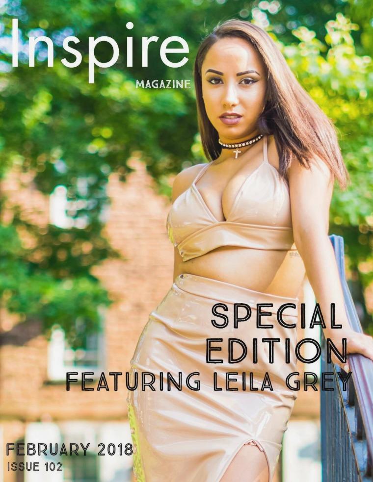 Inspire Magazine Inspire Magazine Issue 102