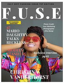 July 2017 Fashion Issue