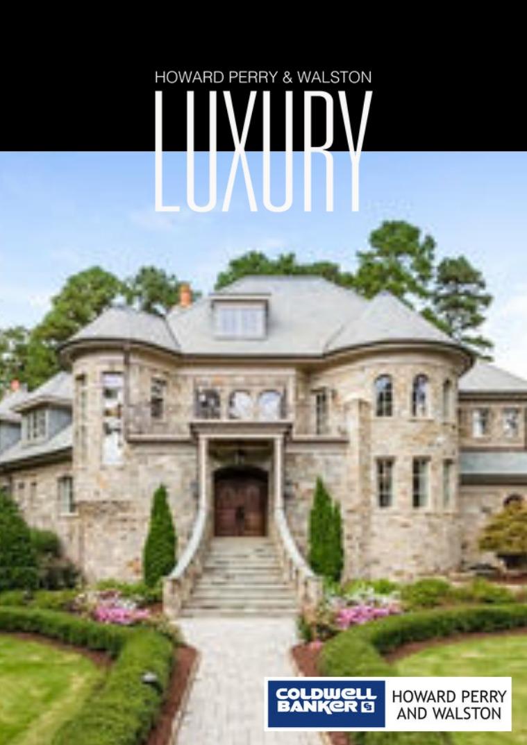 HPW Luxury Magazine September 2017