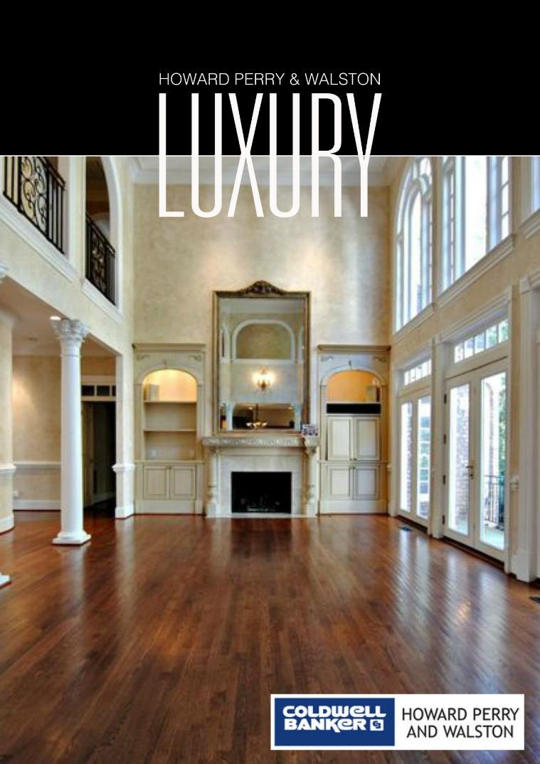 HPW Luxury Magazine December 2017