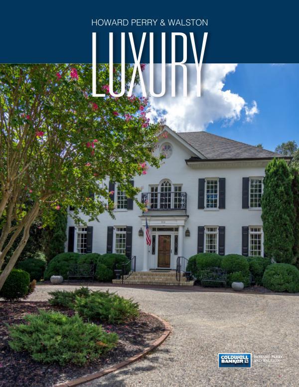 Luxury Magazine V1