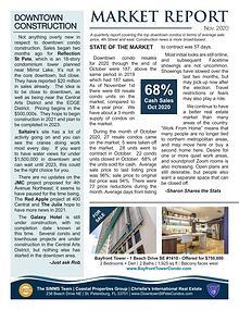 Downtown Condo Market Report Nov 2020
