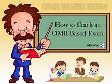 How to Crack an OMR Based Exam