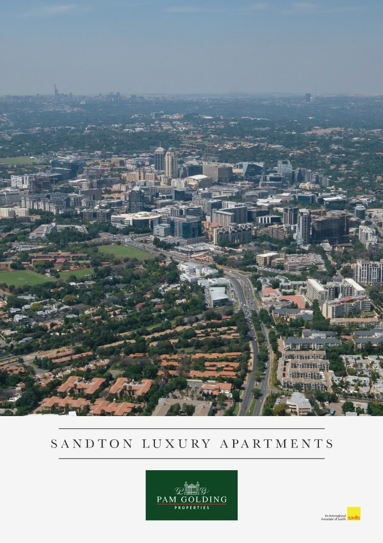 Sandton Luxury Brochure R3 Million – R4.35 Million
