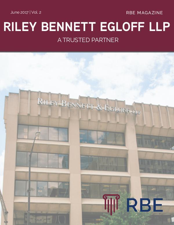 Riley Bennett Egloff Magazine 2