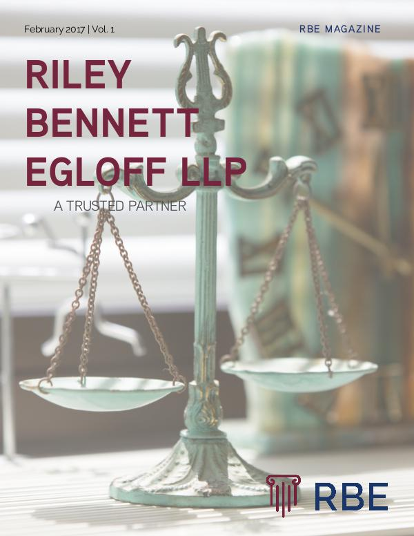 Riley Bennett Egloff Magazine 1