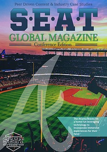SEAT Global Magazine - Exclusive Interviews of Global Sport Executive